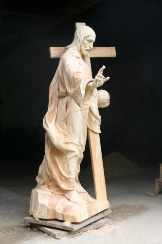 Kristus Salvator - Žireč
