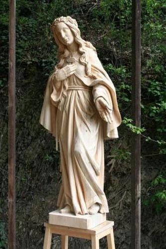 Sv.Rosalie (rekonstrukce podle fotografií)